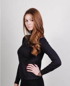 Екатерина Казанкина , Ведущая новостей спорта на Радио Зенит