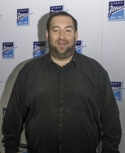 Сергей Циммерман , Собственный корреспондент, ведущий на Радио Зенит